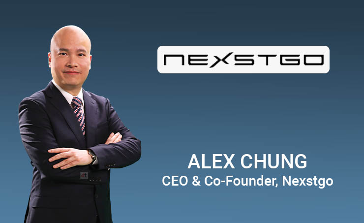 Who is the Founder of   Avita Laptop? Alex Chung, co-founder