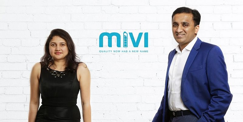 Who is the founder of mivi?