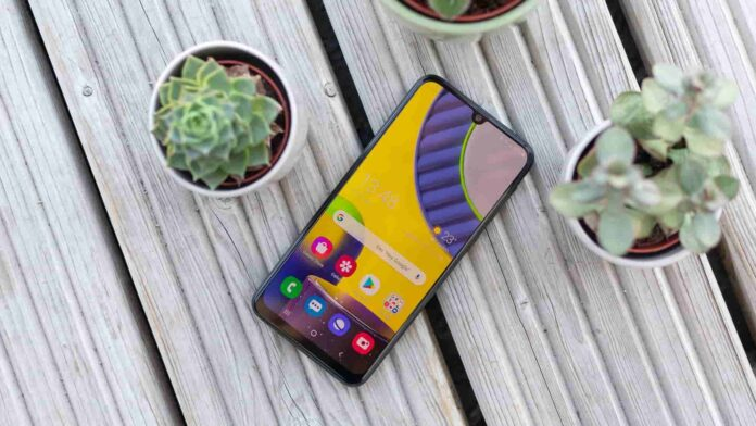 How to take a screenshot on Samsung Galaxy M31-Easy Methods