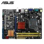 What was Asus's first product?
